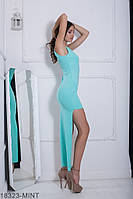 Жіноче плаття  Vanessa 18323-MINT S Ментоловий