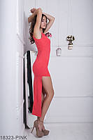 Жіноче плаття  Vanessa 18323-PINK S Рожевий