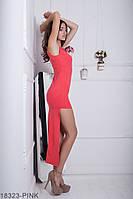 Жіноче плаття  Vanessa 18323-PINK M Рожевий