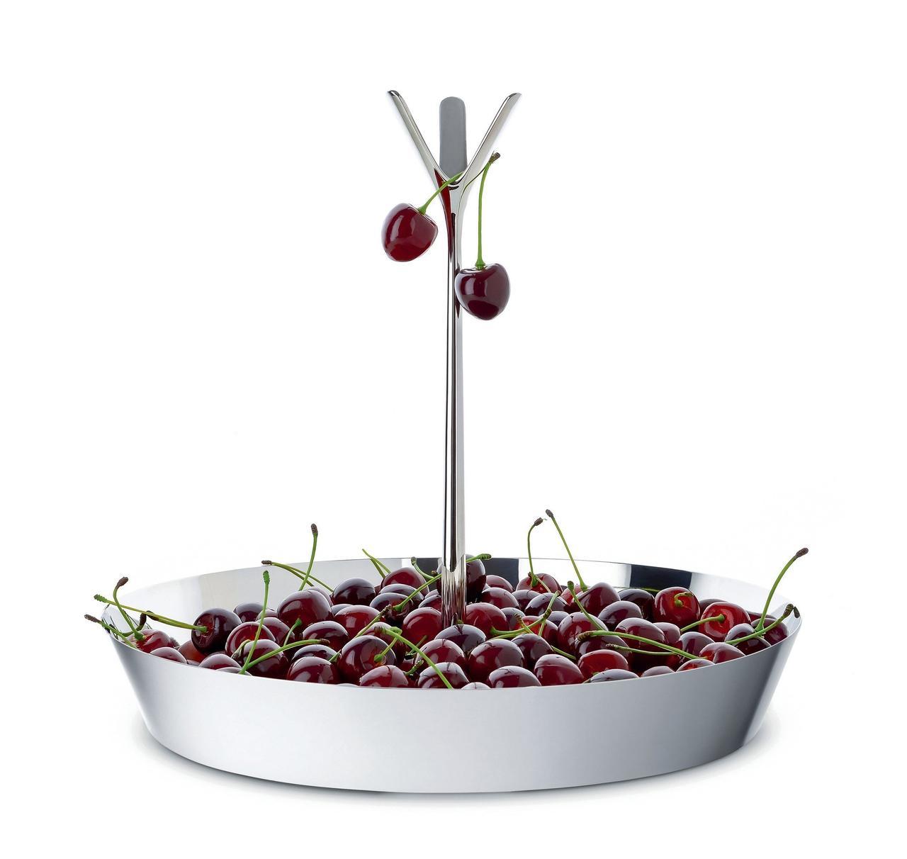 Корзина для фруктов Тутти-Фрутти сталь