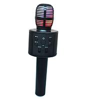 Беспроводной Bluetooth микрофон караоке Q858