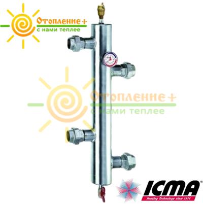 """Icma Резьбовой гидравлический сепаратор для системы отопления 1 1/4"""""""