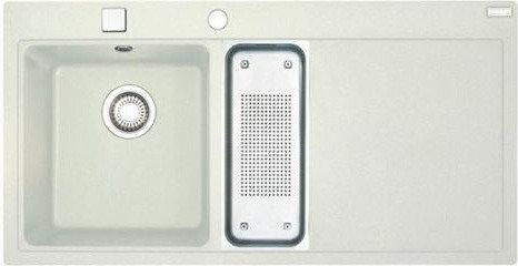 Мойка кухонная Franke MTG 651-100 белый