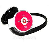 Наушники Monster Beats SM-508. MP3 + FM + BT. Черные