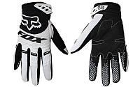 Мотоперчатки текстильные FOX M-4538-WBK