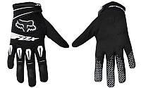 Мотоперчатки текстильные FOX M-4540-BK
