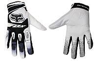 Мотоперчатки текстильные FOX M-4540-BW
