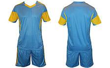 Форма футбольная без номера CO-3437-LB