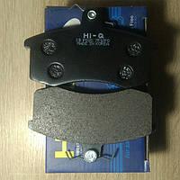 Колодки тормозные передние HI-Q SP1165 Приора