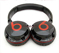 Наушники Atlanfa AT-7602. Черные. MP3, FM