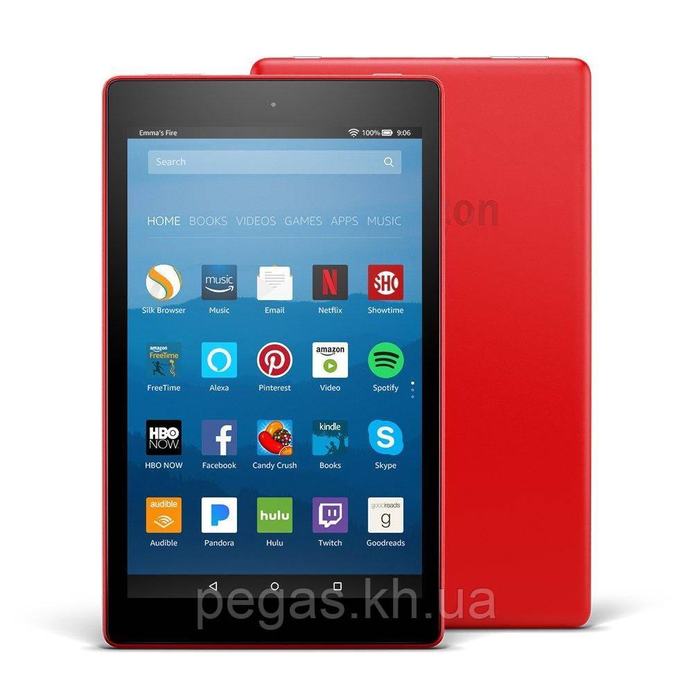 Amazon Kindle Fire HD 8 дюймов Новый Красный