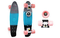 Скейтборд Penny Board FISH COLOR SK-407-1