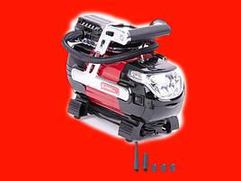 Автомобільний компресор Intertool AC-0002