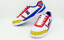 Обувь футбольная сороконожки ZEL OB-90203-WR (р-р 40-45)