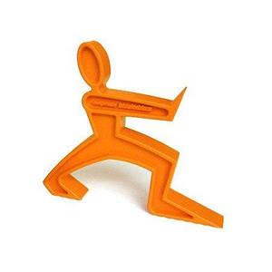 Дверной стоппер James оранжевый