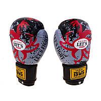 Боксерские перчатки PVC Let'sFight BWS FLEX BWS-LF (реплика)