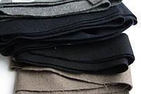 Сукно шерстяное черное, темно-синее, серое, беж