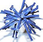 Латексные воздушные шары Gemar D4, расцветка: Пастель темно-синий, Шар для моделирования, шар конструктор 260 , фото 2