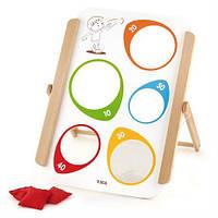 """Увлекательная игра Viga Toys """"Меткий бросок"""" (50667), игра для всей семьи, детский боулинг и кегли"""