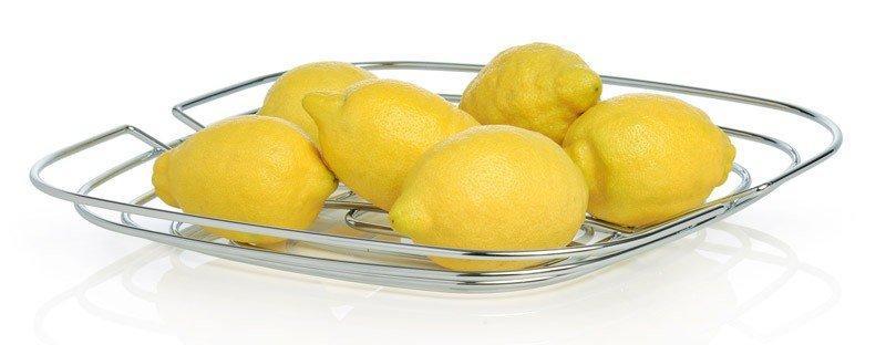 Корзина для фруктов Sonora квадратная плоская