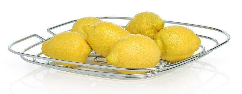 Корзина для фруктов Sonora квадратная плоская, фото 2