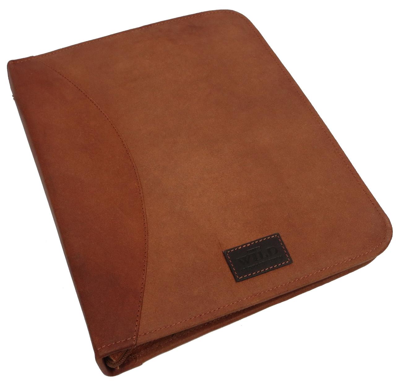 e22fb623a4f6 Мужская папка для документов Always Wild NZ-722 рыжая – купить в ...