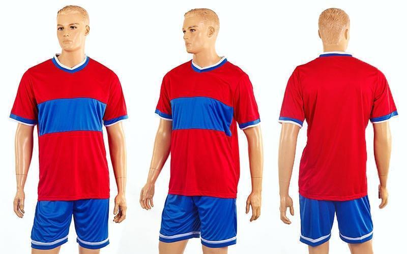 Футбольная форма Two colors CO-1503-R (реплика)