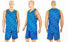 Форма баскетбольная мужская Camo LD-8003-3 (реплика)