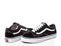 Подростковые брендовые кеды из натуральных материалов от ТМ.Vans(разм. с 36 по 41)
