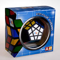 Кубик Рубика Мегаминкс (чёрный) (Умный Кубик)
