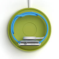 Подставка-зарядка для часов Apple Watch Kosta зеленая