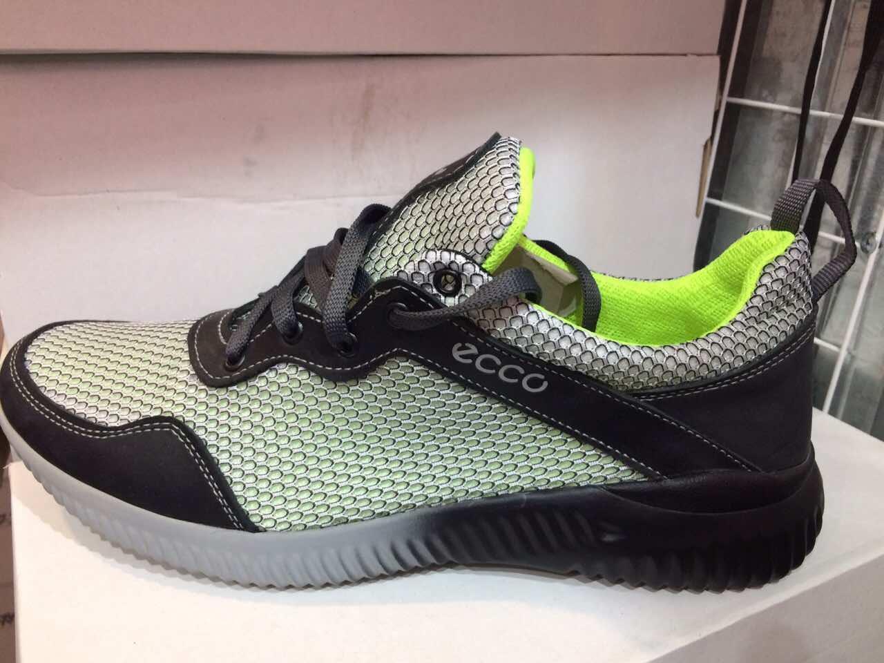 Мужские легкие летние кроссовки ECCO размеры 40, 41, 42, 43, 44, 45