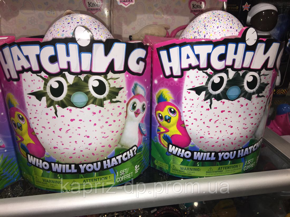 Hatchimals пингвин в яйце, интерактивный питомец хэтчималс, большое яйцо