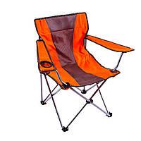 Стул-кресло туристическое складное KB 002
