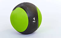 Мяч медицинский (медбол) C-2660-1 1кг