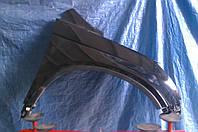 Крыло переднее правое оригинальное черного цвета HONDA CRV 2007-