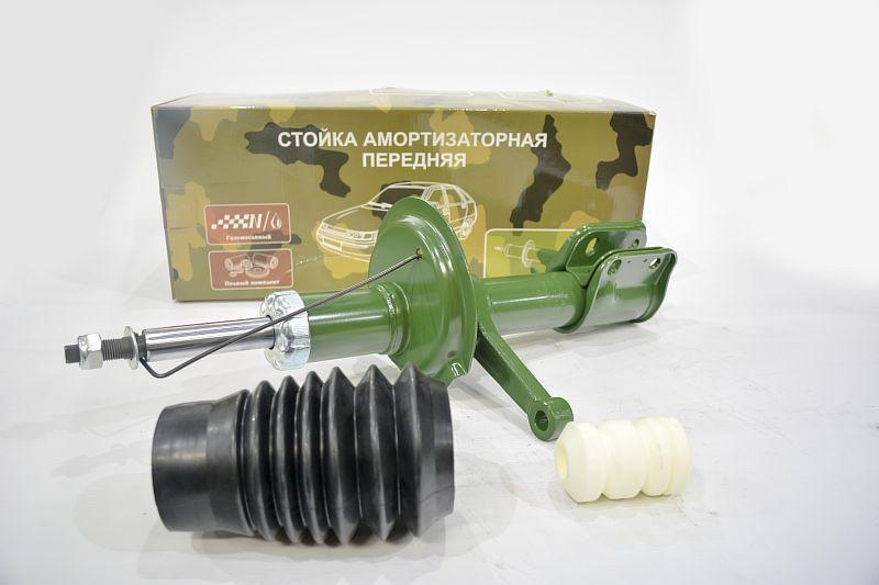 Стойка амортизаторная передняя правая (газо-масляная / в сборе) на ВАЗ 2108