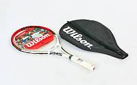Ракетка для большого тенниса WILSON WRT227700 ROGER FEDERER 25 RKT