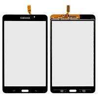 Оригинальный сенсорный экран Samsung T231 Galaxy Tab 4 7.0 Wi-Fi черный (тачскрин, стекло в сборе)