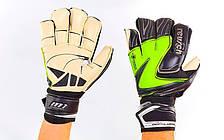 Перчатки вратарские REUSCH FB-812-3 (реплика)