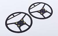 Ледоступы круглые (антискользящие накладки на обувь) UR OB-6500