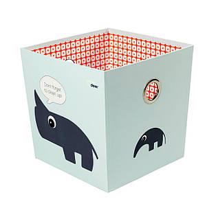 Коробка для хранения Done by deer синий
