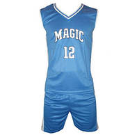 Форма баскетбольная юниорская NBA  MAGIC с номером 12