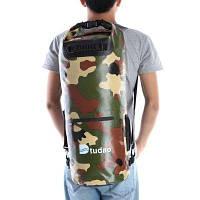 Dtudao 30л водонепроницаемая сухая сумка камуфляжный