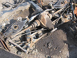 Балка задняя Mercedes 210