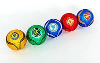 Мяч футбольный №2 Сувенирный Сшит вручную FB-0043-SH2