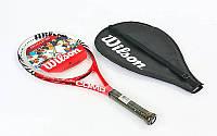 Ракетка для большого тенниса WILSON WRT327400-2 SIX ONE COMP grip 2