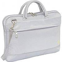 Белая нейлоновая сумка с отделением для ноутбука до 15.4 дюймов  Sumdex арт. NON-135FG