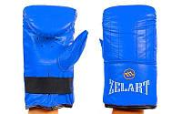 Снарядные перчатки Кожа ZEL MA-0036-B