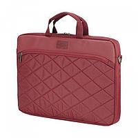 7851f50970a3 Красная удобная сумка для ноутбука 15.6 дюймов Sumdex арт. PON-328RD